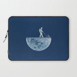 Space walk Laptop Sleeve
