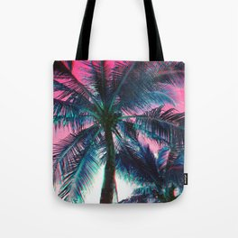 Of the Trees - RG_Glitch Series Tote Bag