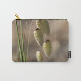 Rattlesnake Grass Carry-All Pouch