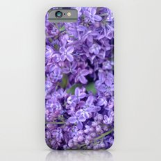 Lilacs Slim Case iPhone 6
