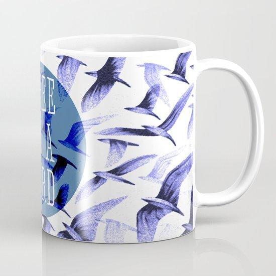 FREE AS A BIRD Mug