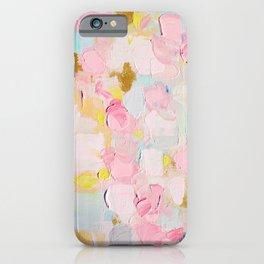 Cotton Candy Dreams iPhone Case