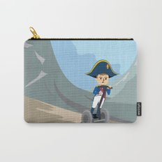 Napoleon Segways the Alps Carry-All Pouch