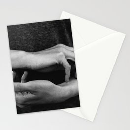 Hands II Stationery Cards
