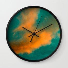 cloud series Wall Clock