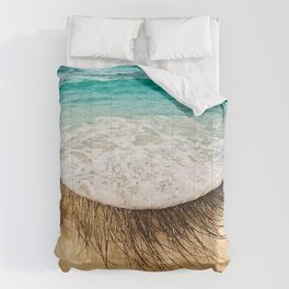 Eye sea you Comforters