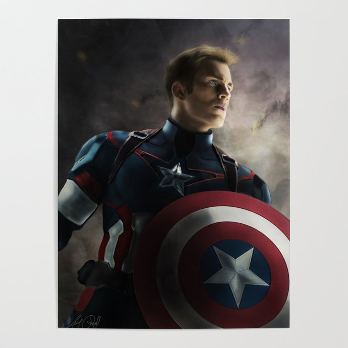 CaptainAmerica Poster