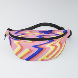 Life is Complicated (color) Fanny Pack