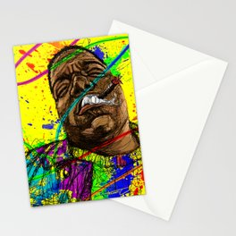 Gun smoke Stationery Cards