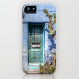 Barrio Viejo 2 iPhone Case