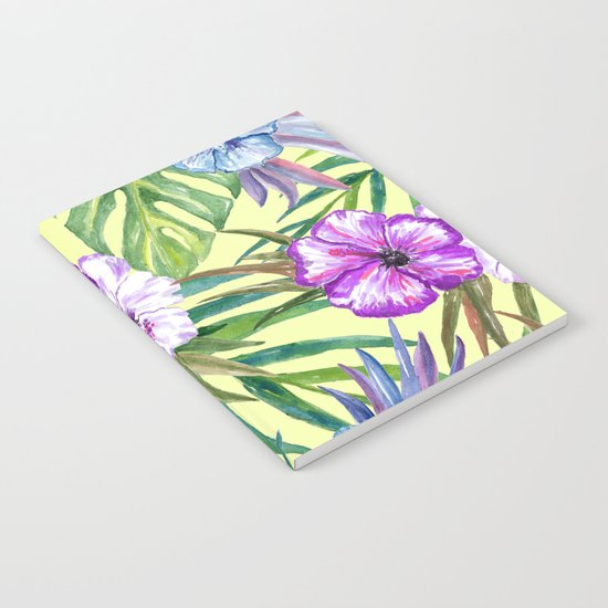 Tropical Summer #3 Notebook