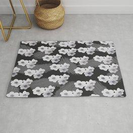 Narcissus pattern 2 Rug