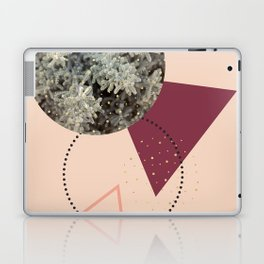 Golden Snow #society6 #decor #pink Laptop & iPad Skin