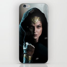 Warrior Princess iPhone Skin