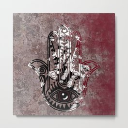 The War Hand of Fatima Metal Print