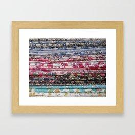 Rainbow Liberty Love Framed Art Print