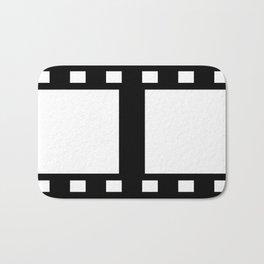 Film Reel Bath Mat
