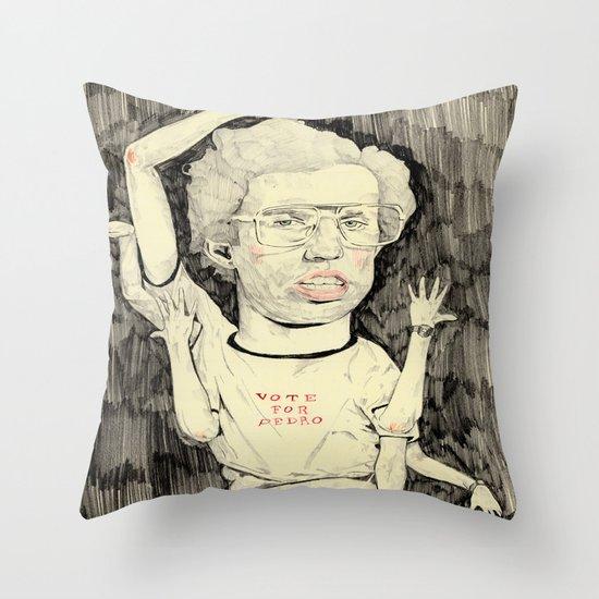 Napoleon Dynamite Throw Pillow