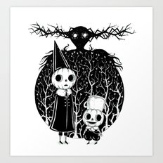The Lost Brothers Art Print