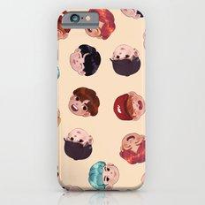 BTS Pattern Slim Case iPhone 6