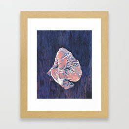 Second Skin III Framed Art Print