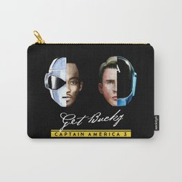 Up All Night to Get Bucky Carry-All Pouch