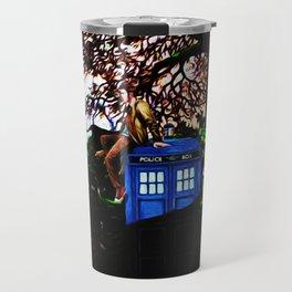 Tardis And Dr.Who 1 Travel Mug