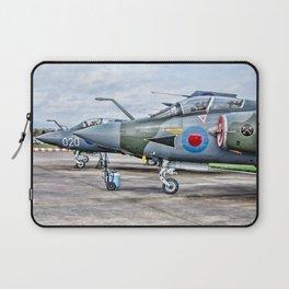 Buccaneer strike aircraft Laptop Sleeve
