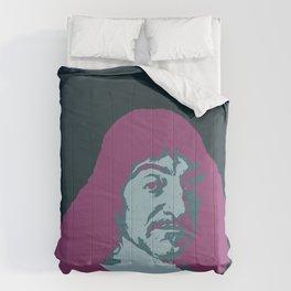 Rene Descartes Comforters
