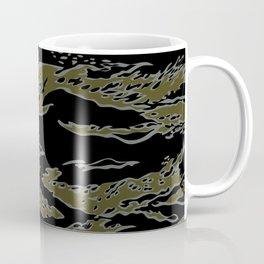 Tiger Camo Coffee Mug