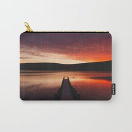 Sunrise over Ullswater, Lake District Carry-All Pouch