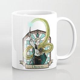 Draco-serpensortia Coffee Mug