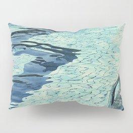 Summertime swimming Pillow Sham