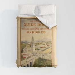 1915 Panama–California Exposition Comforters