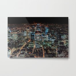 London, United Kingdom #society6 #decor #buyart Metal Print