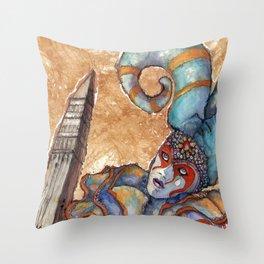 CIRCO DEL SOL Throw Pillow