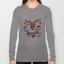Deer nature Long Sleeve T-shirt