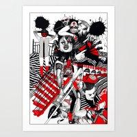 Vi(t)agra Art Print