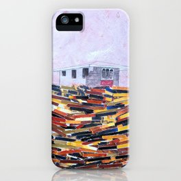 This Must Be The Place (Our House) iPhone Case