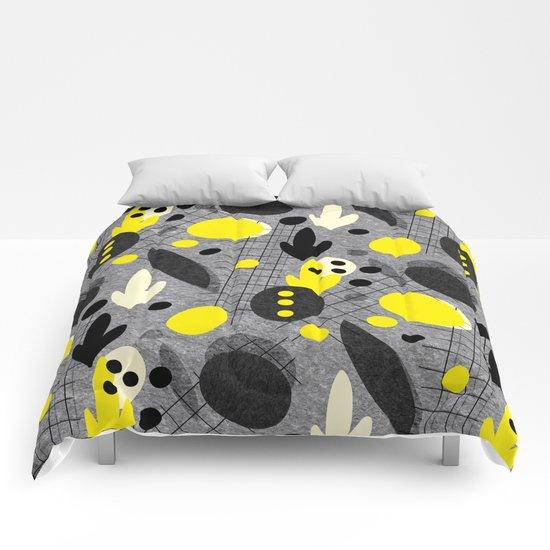 CONCRETE MEMPHIS Comforters