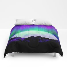 Under the Northern Lights Comforters