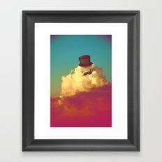 Gentleman #2 Framed Art Print
