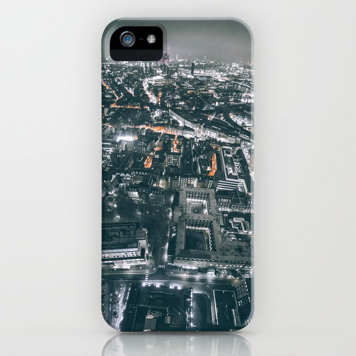 As Far As The Eye Can See iPhone Case