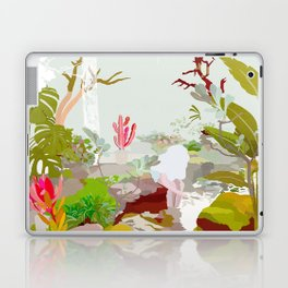 water garden Laptop & iPad Skin