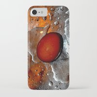 egg iPhone & iPod Cases featuring egg by  Agostino Lo Coco