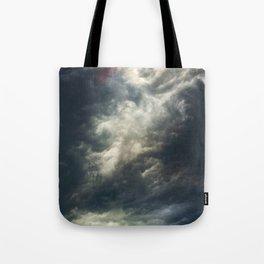 Cloudio di porno II Tote Bag
