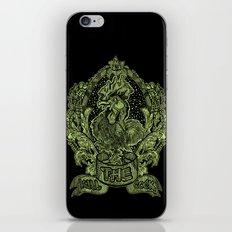 THE KILL COCK iPhone & iPod Skin