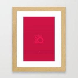Benignidad FDE Framed Art Print