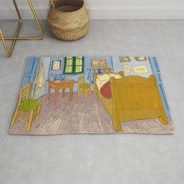 Van Gogh - Bedroom in Arles - Painting Rug