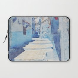 Mediterranean journey-Morocco Laptop Sleeve